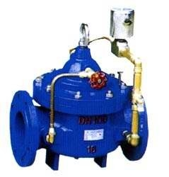 Electronic Control Oil Pressure Reducing Valve / Water Power Operated Valves