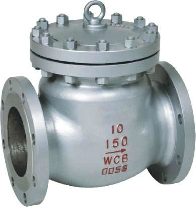 Non Return Stainless Steel Check Valve , Quiet Hydraulic Check Valve